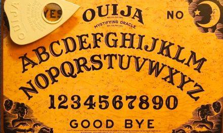 Ouija Board and stuff