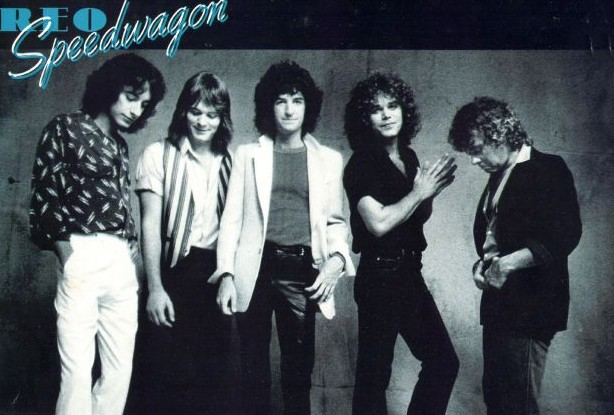 REO Speedwagon: Take it on the run