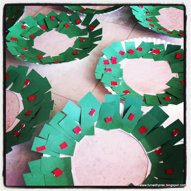 School Christmas Crafts | Frugal SOS