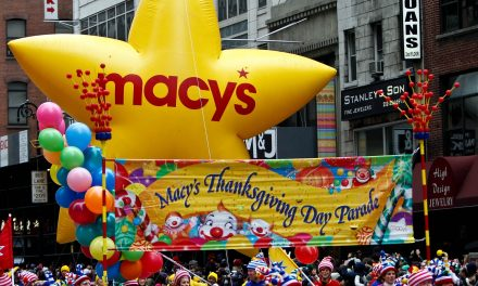 Macy's Thanksgiving Day Parade Accidents and Mishaps