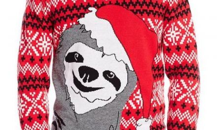 Celebrate National Ugly Christmas Sweater Day on December 18