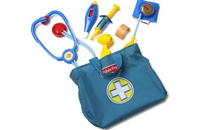 Transformation Tuesday: Fisher Price Medical Kit