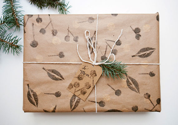 100 Vintage inspired homemade gift wrapping ideas
