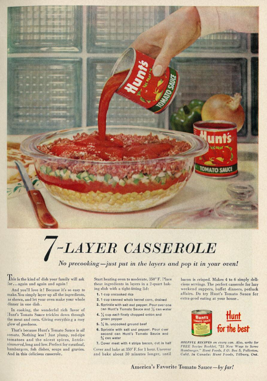 7 layer casserole