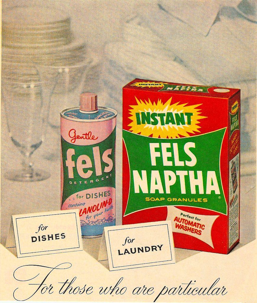 1959 Fels Naptha