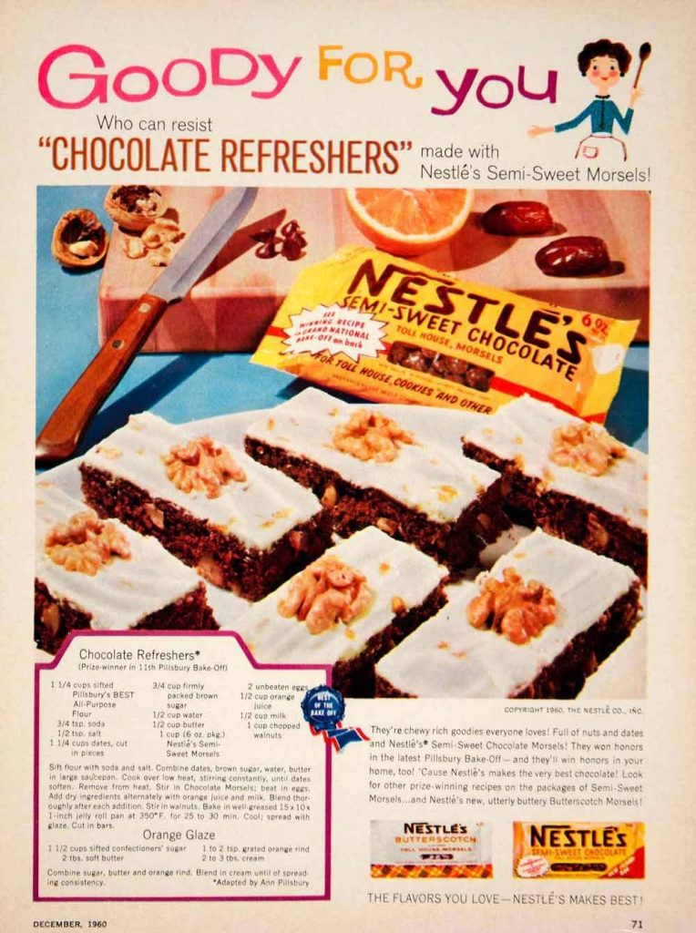 chocolate refreshers