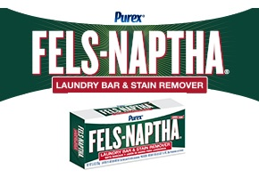 Bar of fels naptha