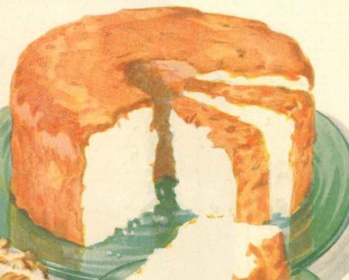 2 Old fashioned Cake Recipes