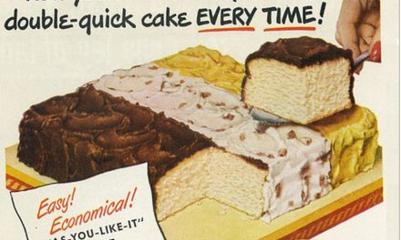 Vintage Betty Crocker: Perfect Vintage Cake Recipe