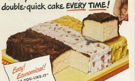 Vintage Betty Crocker: Perfect Vintage Cake Recipe