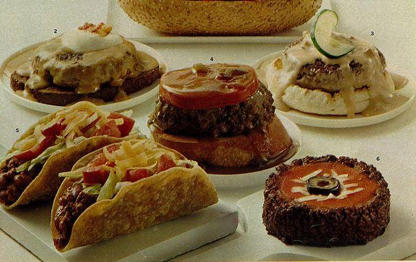 Campbell's Soup Hamburger Recipes