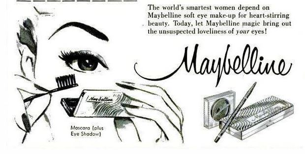 1950s Eye Makeup Tips-3 quick tricks