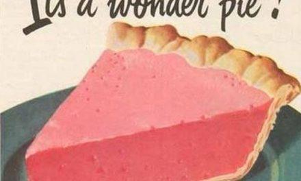 Raspberry Jam Chiffon Pie