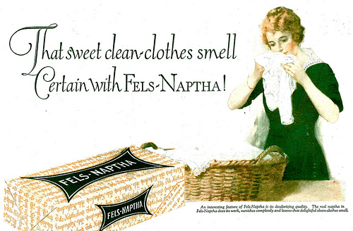 Fels Naptha: History and Use