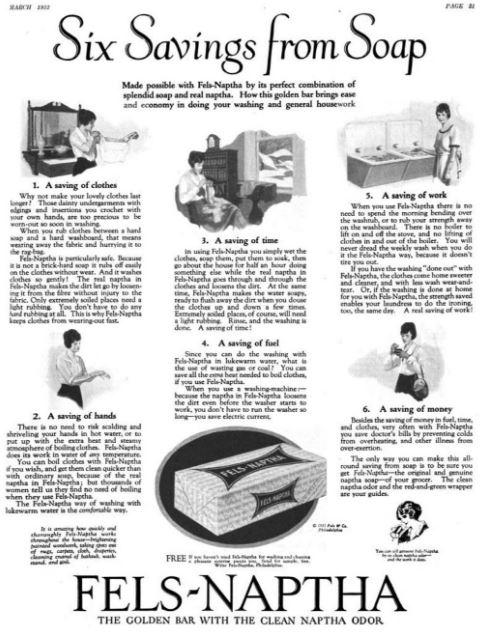 how to make fels naptha soap