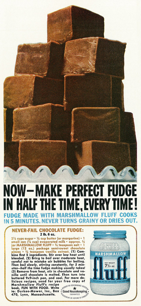 Never Fail Chocolate Fudge