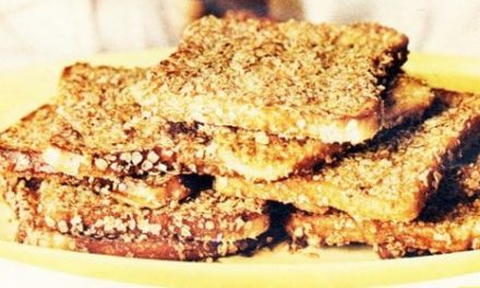 French Oat Toast Recipe-French toast with oatmeal