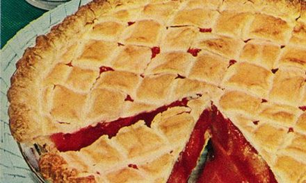 Old-Fashioned Fruit Pie Recipe