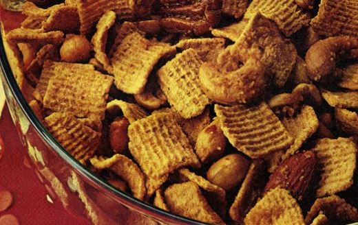 Golden Grahams Snack Mix