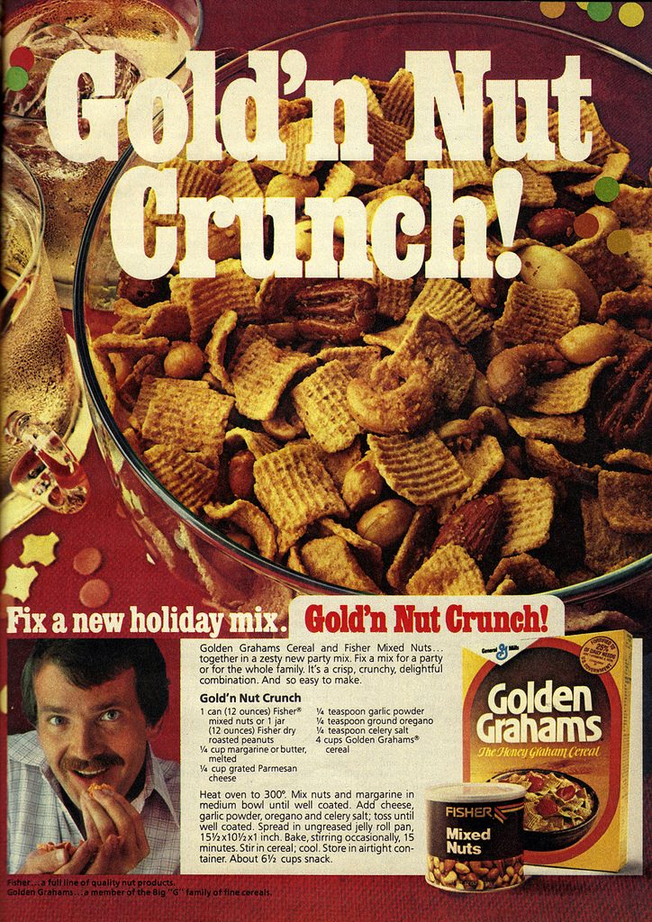Golden Grahams Snack Mix
