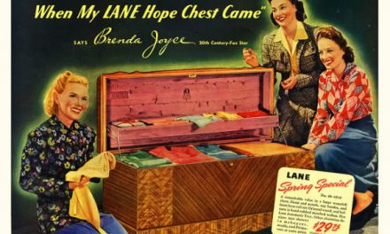 Starting a Hope Chest