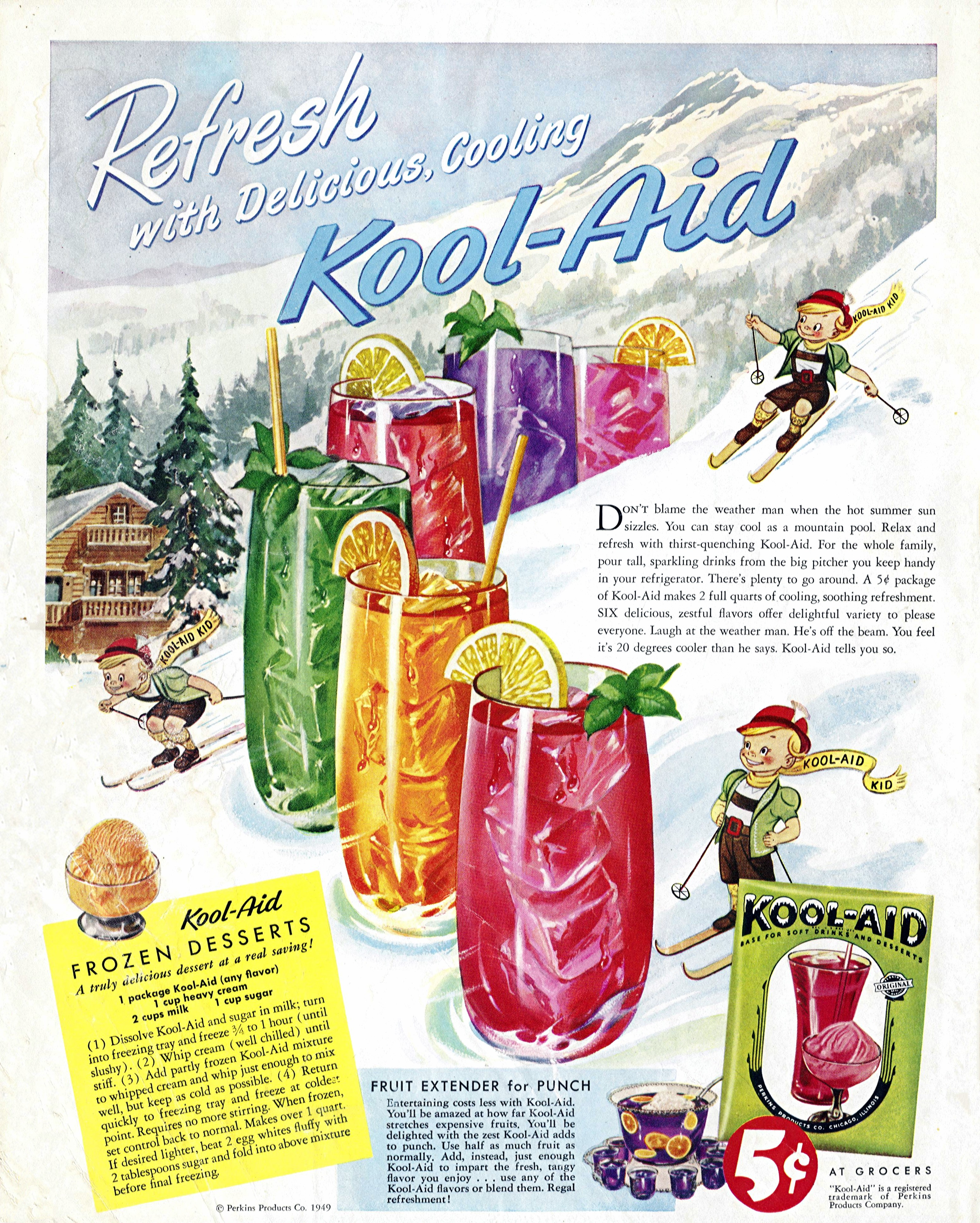 Kool Aid Nail Polish Stains: Refresh With Delicious Cooling, Kool-Aid