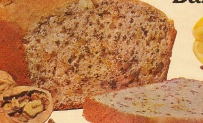 Lemon Nut Bread Recipe