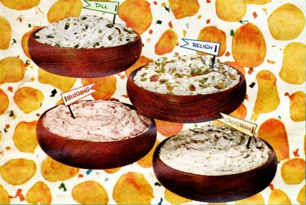 17 Easy Party Dips you can make fast