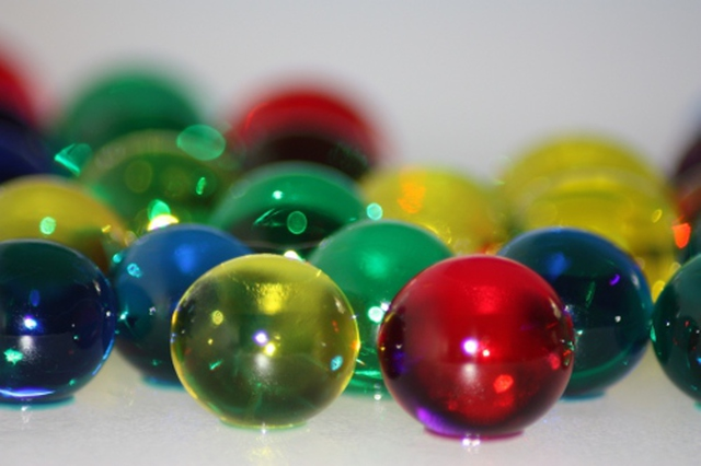 polymerballs