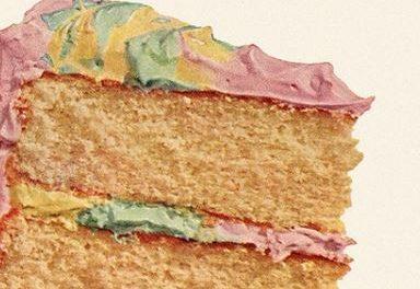 Swans Regal Butter Cake Recipe