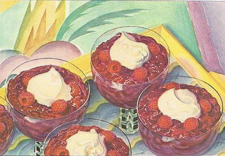 4 Vintage Tapioca Desserts