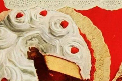 Valentine's Day Pie and Cake