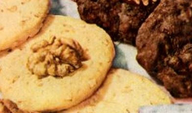 3 Walnut Cookie Recipes