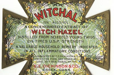 Uses for Witch Hazel-You need a bottle