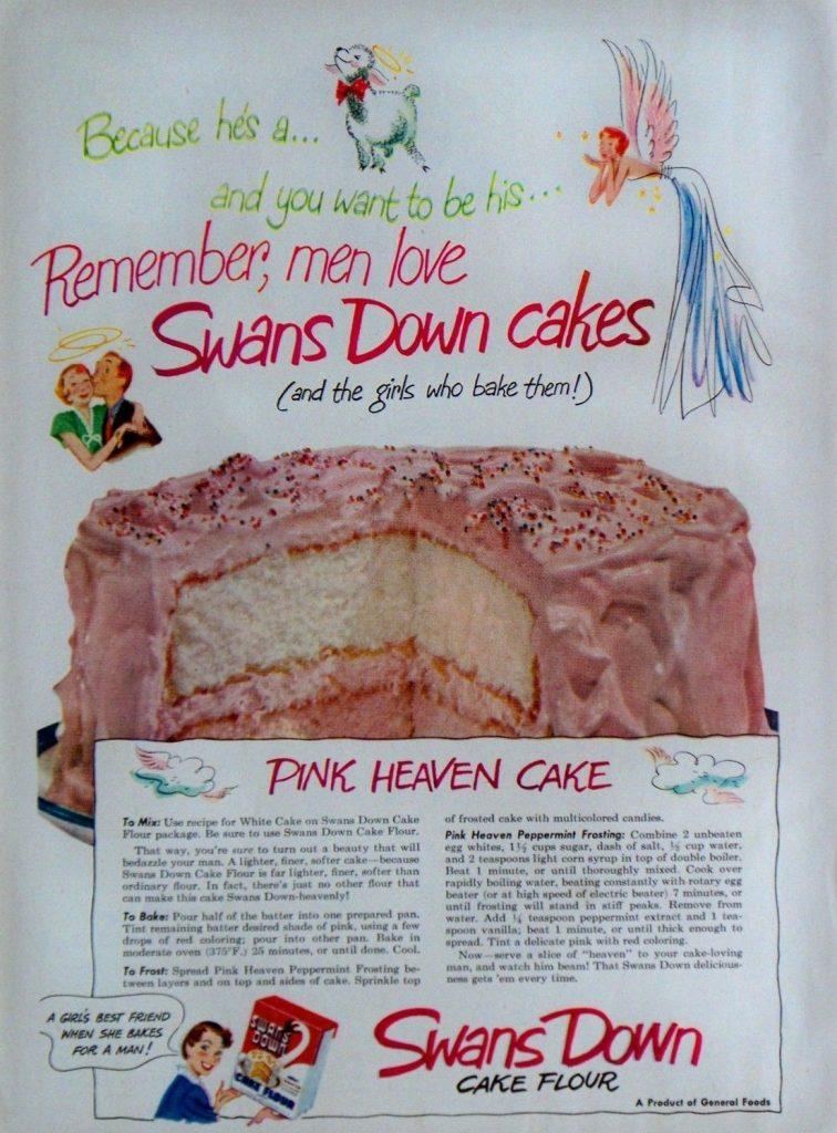 pink heaven cake