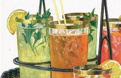 8 Delicious Punch Recipes from 1923