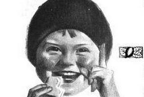 Beech-Nut Peanut Butter Cookbook 1914