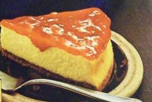 Berry Special Cheesecake