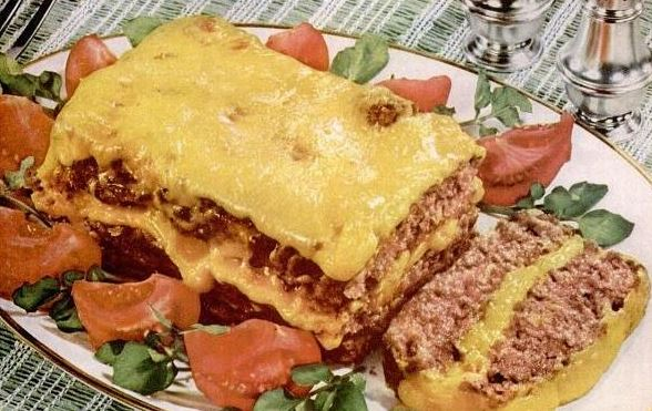 Cheeseburger Loaf