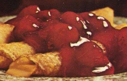 Cherry Crepes
