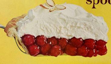 Cloud Top Cherry Pie