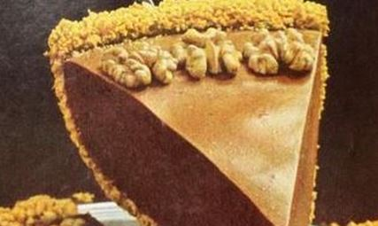 Choco-Nut Chiffon Pie