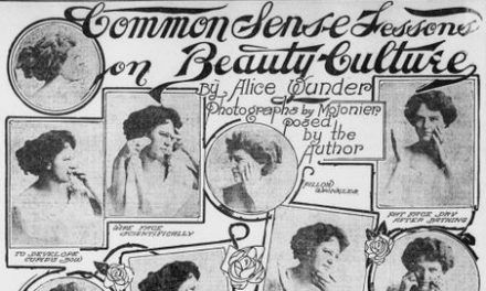 Common Sense Lessons on Beauty Culture 1910