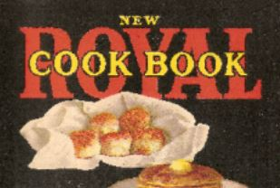 The New Royal Cook Book