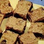 gold rush brownies