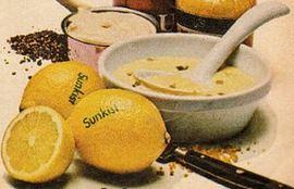 Lemon Mustard Seafood Sauce