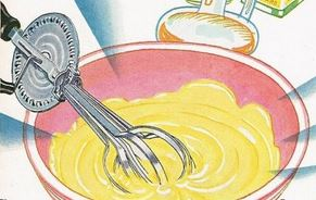 Magic Mayonnaise: Makes 4 Recipes