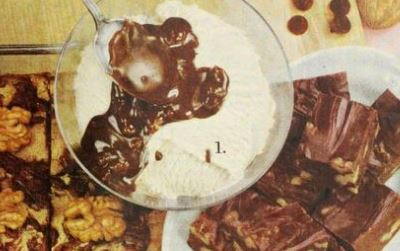 Nestle's Chocolate and Diamond Walnuts Recipes