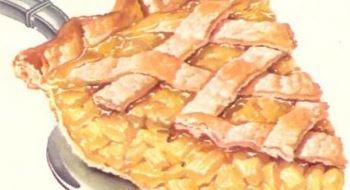 Pineapple Pie Recipe 1950