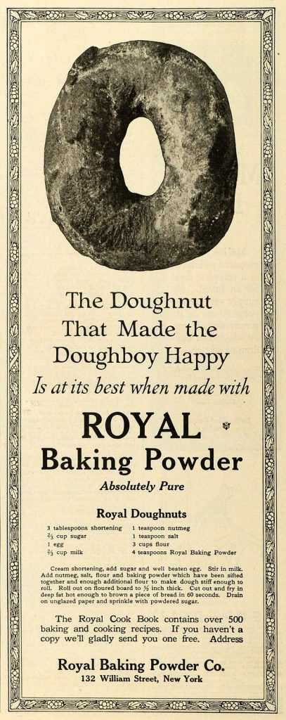 old fashioned doughnuts recipe